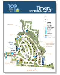 TIMARU TOP 10 Site Plan 180712